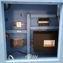 Gravure Au Laser 600400 MM 60w 220v / 110v Co2 Laser Engraver Machine De Découpe De Bricolage