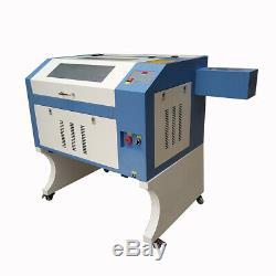 Gravure Au Laser De 80w Co2 Graveuse Machine De Découpe De Bricolage Cutter Marquage