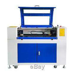 Gravure Au Laser Machine De Découpe De Reci W2 90-130w Co2