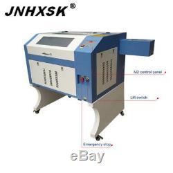 Gravure Laser 400600mm Et Machine De Découpe Avec Système M2 Bureau Acrylique Fda