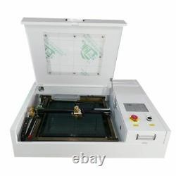 Gravure Laser 50w Co2 Et Machine De Découpage 4040 Gravure Laser Ainsi Que Coupe Libre