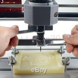 Gravure Laser Cnc Machine De Découpe Laser De Bureau Graveuse Machine Cnc3018 Pro