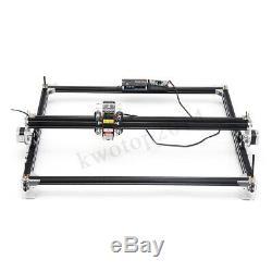 Gravure Laser De 5500mw Machine De Découpage Imprimante Logo Cnc Contrôle