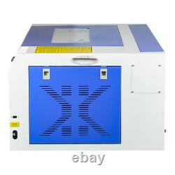 Haute Laser Co2 Usb Précis 50w Cutter Gravure Graveuse Machine De Découpe 2012