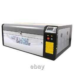 Hl 1060 80w Co2 Coupe Usb Laser Machine Mise Au Point Automatique Dsp Graveuse Chiller