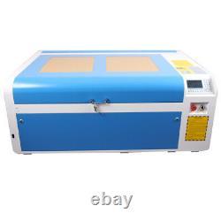 Hl Reci 100w 39x24 Machine De Gravure À Gravure À Laser Co2 Cutter Ruida