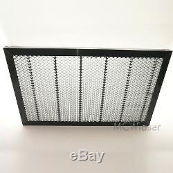 Honeycomb Table Pour Co2 Laser Engraver 90x60cm Coupe Machine Fer Galvanisé
