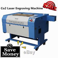 Hq! Usb Auto Co2 Red Dot 50w 700500mm Découpe Laser Machine De Gravure
