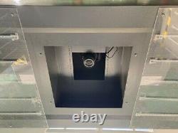Hq1610 Co2 Vision Laser Cutting Machine Cutter/print Sublimation Tissu Vêtement