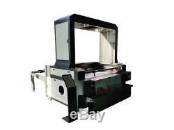 Hq1810 Vision Machine De Découpe Laser / Tissu Flag Vêtement Logo Cutter Caméra CCD