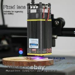 Kit De Module De Gravure De Tête Laser De 40w Pour La Machine De Coupe De Gravure Laser De Cnc