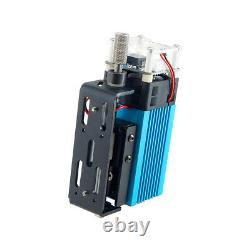 Kit De Module De Tête Laser Bleu 40w Pour Machine De Découpe Laser Cnc De Gravure