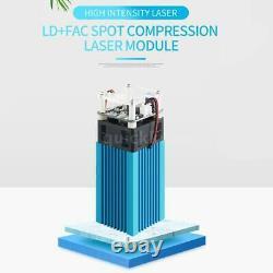 Kit De Tête De Module Laser De 40w Pour L'imprimante De Coupe De Machine De Coupe De Laser De Cnc