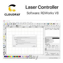 Laser Co2 Contrôleur Ruida Rdc6442s Dsp Contrôleur De Système Pour La Gravure De Coupe