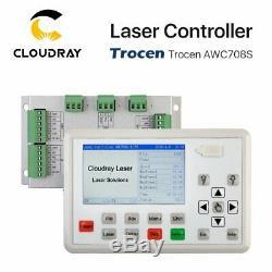 Laser Co2 Contrôleur Trocen Awc708s Dsp Co2 Machine De Gravure Laser De Découpe