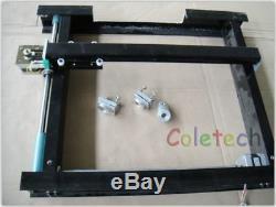 Laser Co2 Système / Graveuse / Gravure Coupe De Bricolage Kits Assemblez 30x20cm Travail Ar