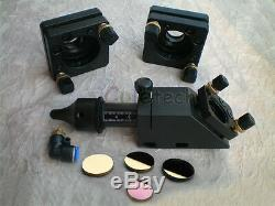 Laser Co2 Tête / Miroir Et L'objectif Intégrative Mont Gravure De Découpe Au Laser