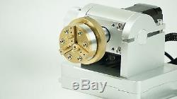 Laser Laser Lit. Nouveau Mini Rotary De Marquage / Gravure / Système De Coupe