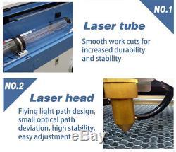 Laser Prix De La Machine De Gravure Et Découpe Ts4060 400x600mm 100w W2 Reci Ruida