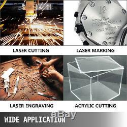 Laser Tube Co2 Laser Tube 40w 700mm Pour Gravure Laser Et Machine De Coupe