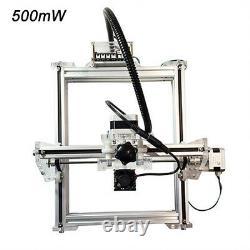 Laseraxe Laser Gravure Machine Cutting Plotter Mini Gravure 17 X 20cm 500mw