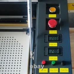 Laserdraw 50w Laser Gravure & Machine De Coupe Avec Table Motorisée 16''x24