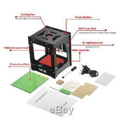 Machine De Bureau Portable Laser Engraver Carver Diy Lo-go Outil De Coupe Rapide Mark
