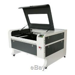 Machine De Gravure De Découpe Laser Reci100w W2 100cm80cm Acrylique Mdf Ruida 1080