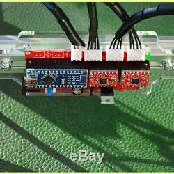 Machine De Gravure Laser 3000mw Coupe Graveuse Bureau 72x63cm Kit D'imprimante