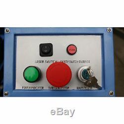Machine De Laser De Co2 De 100w Coupeur De Gravure De Gravure De Gravure 500mm700mm Usb