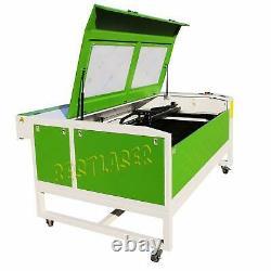 Machine Motorisée De Découpe Et De Gravure Laser Co2 80w 1300mm X 900mm Ce Fda