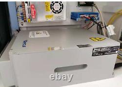 Max 50w Fiber Laser Marking Machine Coupe Usb Métal, Marque D'aluminium Anneau Coupe Profonde
