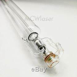 Mcwlaser 50w Laser Co2 Tube 85cm Air Express Et Assurance Pour La Gravure De Coupe