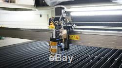 Métal Et Non-métalliques Combo Découpe Laser Machine Graveuse 1300mmx1000mm, Reci W6 160w