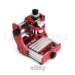 Métal Machine De Gravure Laser Pcb Bois Métal De Fraisage Cnc 1310 Routeur Kit