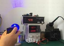 Module Laser Bleu Focusable De Coupe Haute Puissance Gravez Analog / Ttl 5.5w 5500mw