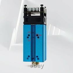 Module Laser Gravure Découpe De Lumière Bleu-violet Sortie Laser 40w Focus 450nm