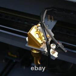 Motorisé Bureau 50w Co2 Gravure Au Laser Et La Machine De Coupe 500 MM X 300 MM