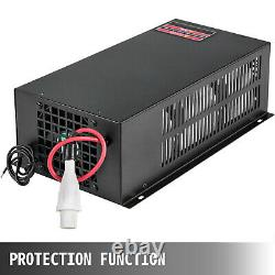 Myjg130 Alimentation Au Laser 130w Co2 Gravure Au Laser Fournitures De Coupe Puissance Au Laser