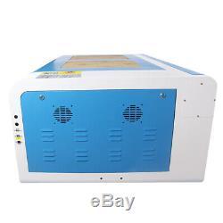 Navire Américain De Réfrigérateur Du Graveur Cw5000 De Laser De Découpeuse De Laser De Co2 De 100w 1000600mm