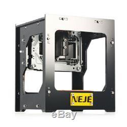 Neje Dk-8-fkz 1500mw Usb Diy Laser Printer Gravure Graveuse Machine De Coupe
