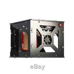 Neje Dk-8-kz 3d Laser Diy Graveuse Imprimante Automatique Machine De Gravure De Coupe