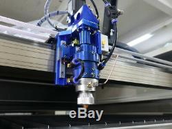 Non Métalliques Et Métaux Laser Cutter, Combo Laser Engraver Machine À Couper Reci W6 160w