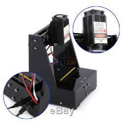 Nouveau 2000mw Usb Bricolage Micro Machine De Gravure Laser Découpe Imprimante Cutter Graveuse