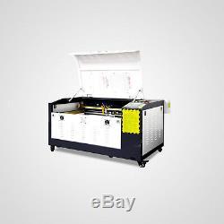 Nouveau! 50w Co2 Laser Gravure & Coupe 400mm600mm Machine Avec Ce, Fda