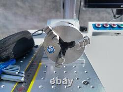 Nouveau 50w Raycus Fibre Laser Marquage Machine Coupe Métallique Gravure Cnc Steel Diy