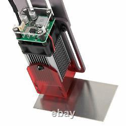 Nouveau Diy Atomstack A5 Pro 40w Gravure Laser Machine De Coupe De Bois De Bureau