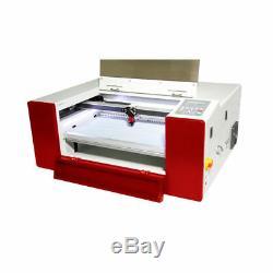 Nouveau E-5030 Co2 De Découpe Laser Machine De Gravure Laser Cutter Graveuse