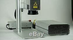 Nouveau Portable 20watt Laser Marquage / Gravure / Système De Coupe Avec Pc