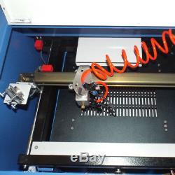 Nouvelle Machine À 50w Coupe C02 Engraver Machine De Découpe Laser De Gravure 300x200mm